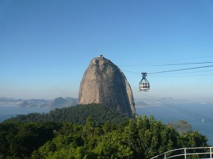 Sugarloaf Mountain, Famous Attraction in Brazil